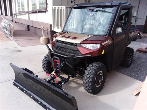 2019 Polaris Ranger XP 1000 EPS 20th Anniversary Limited Edition in Coraopolis, Pennsylvania