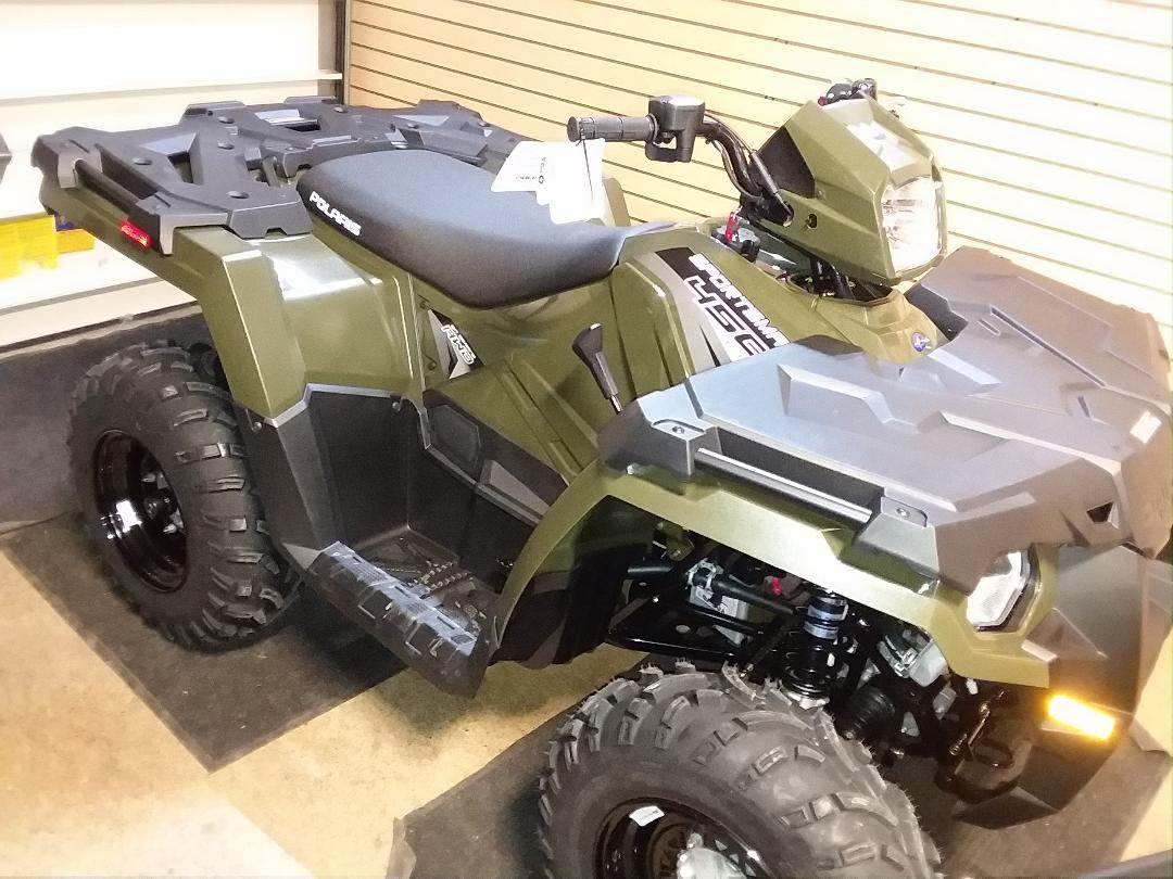 2019 Polaris Sportsman 450 H.O. in Coraopolis, Pennsylvania