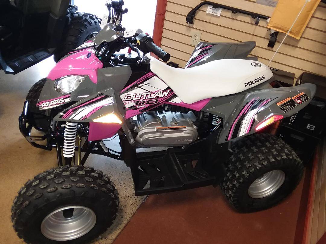 2019 Polaris Outlaw 110 in Coraopolis, Pennsylvania