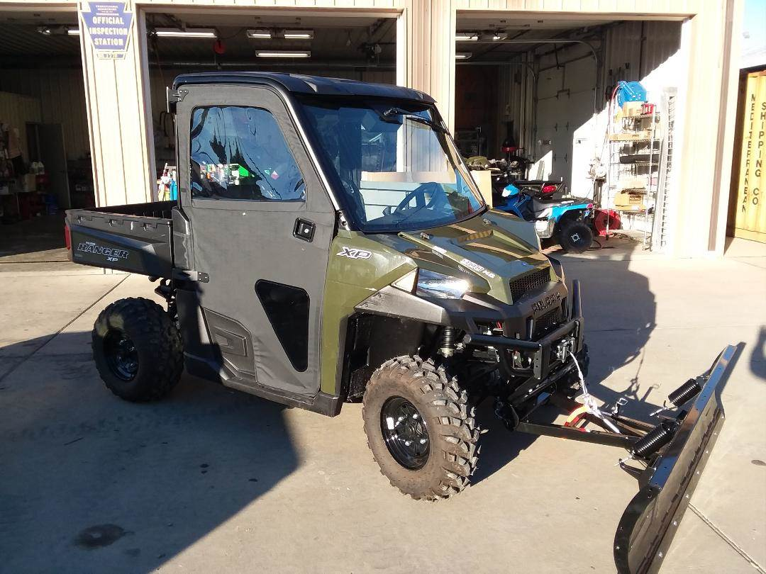 2017 Polaris Ranger XP 900 EPS in Coraopolis, Pennsylvania