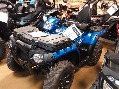 2018 Polaris Sportsman Touring 850 SP in Coraopolis, Pennsylvania