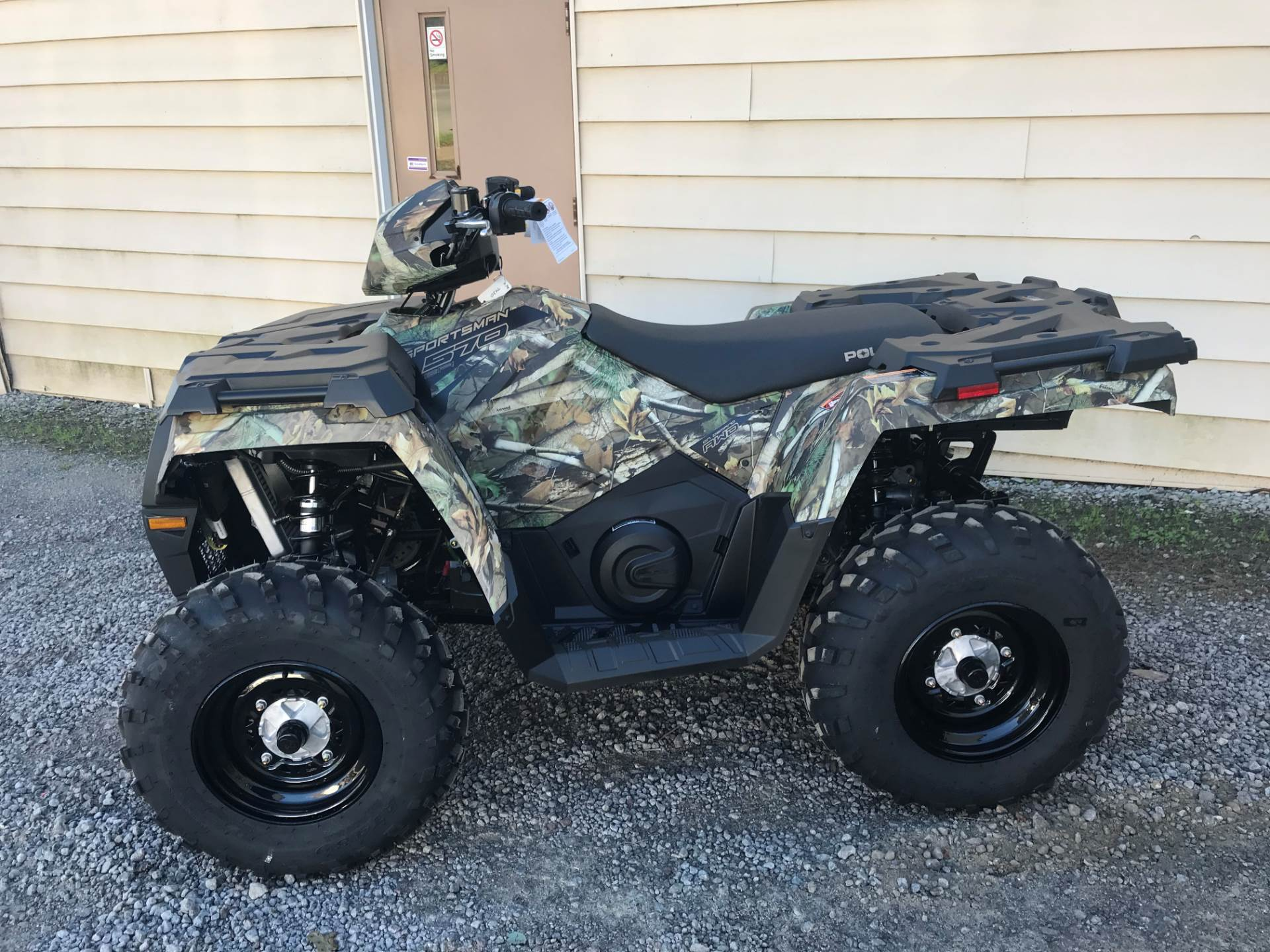 2019 Polaris Sportsman 570 EPS Camo in Coraopolis, Pennsylvania
