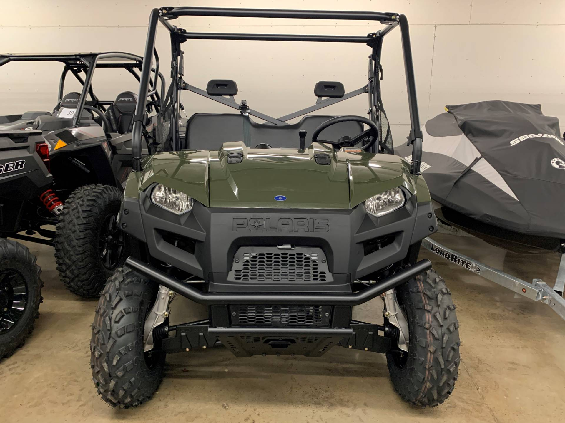 2020 Polaris Ranger 570 Full-Size in Coraopolis, Pennsylvania - Photo 3