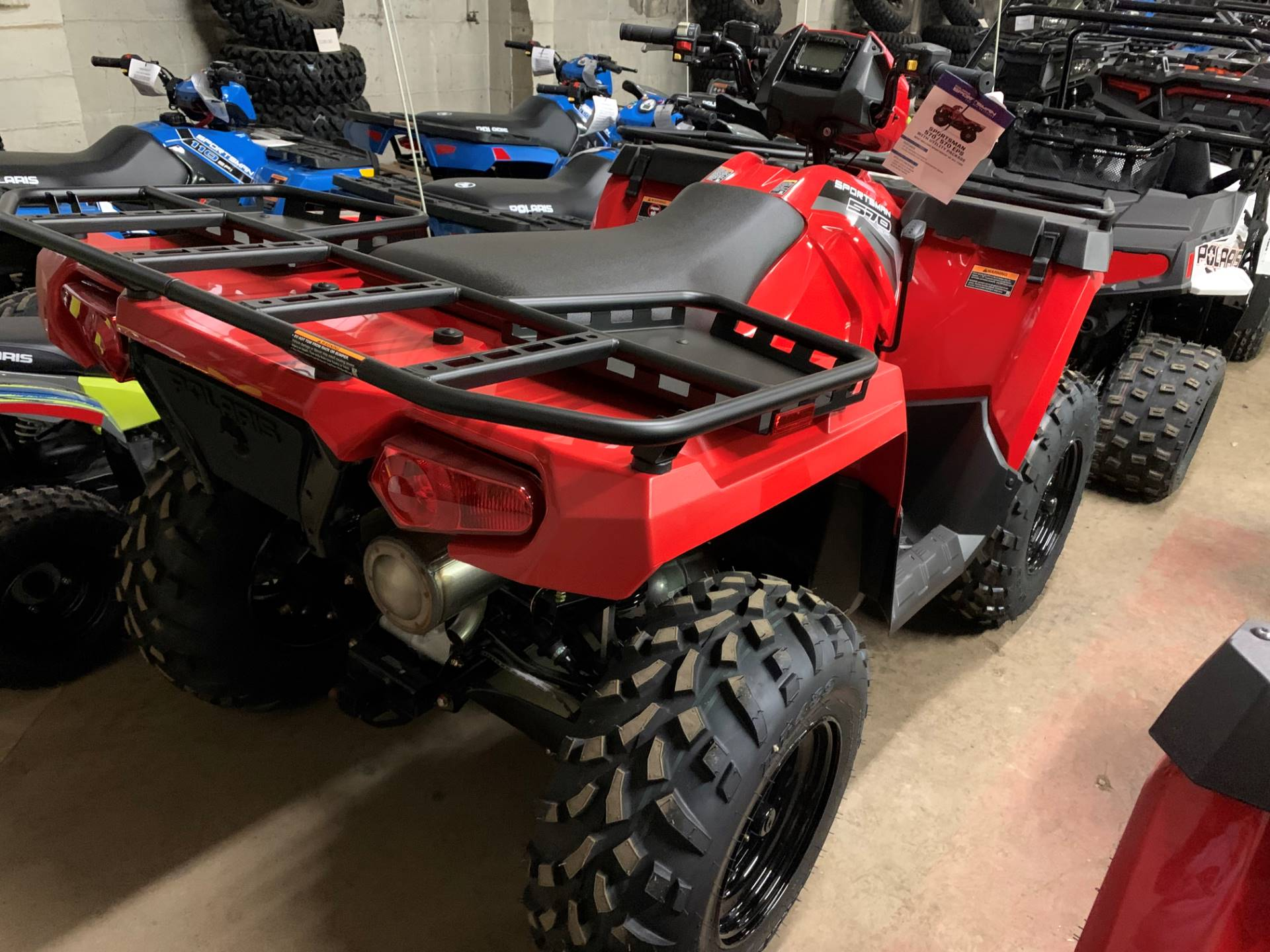 2020 Polaris Sportsman 570 Utility Package in Coraopolis, Pennsylvania - Photo 5