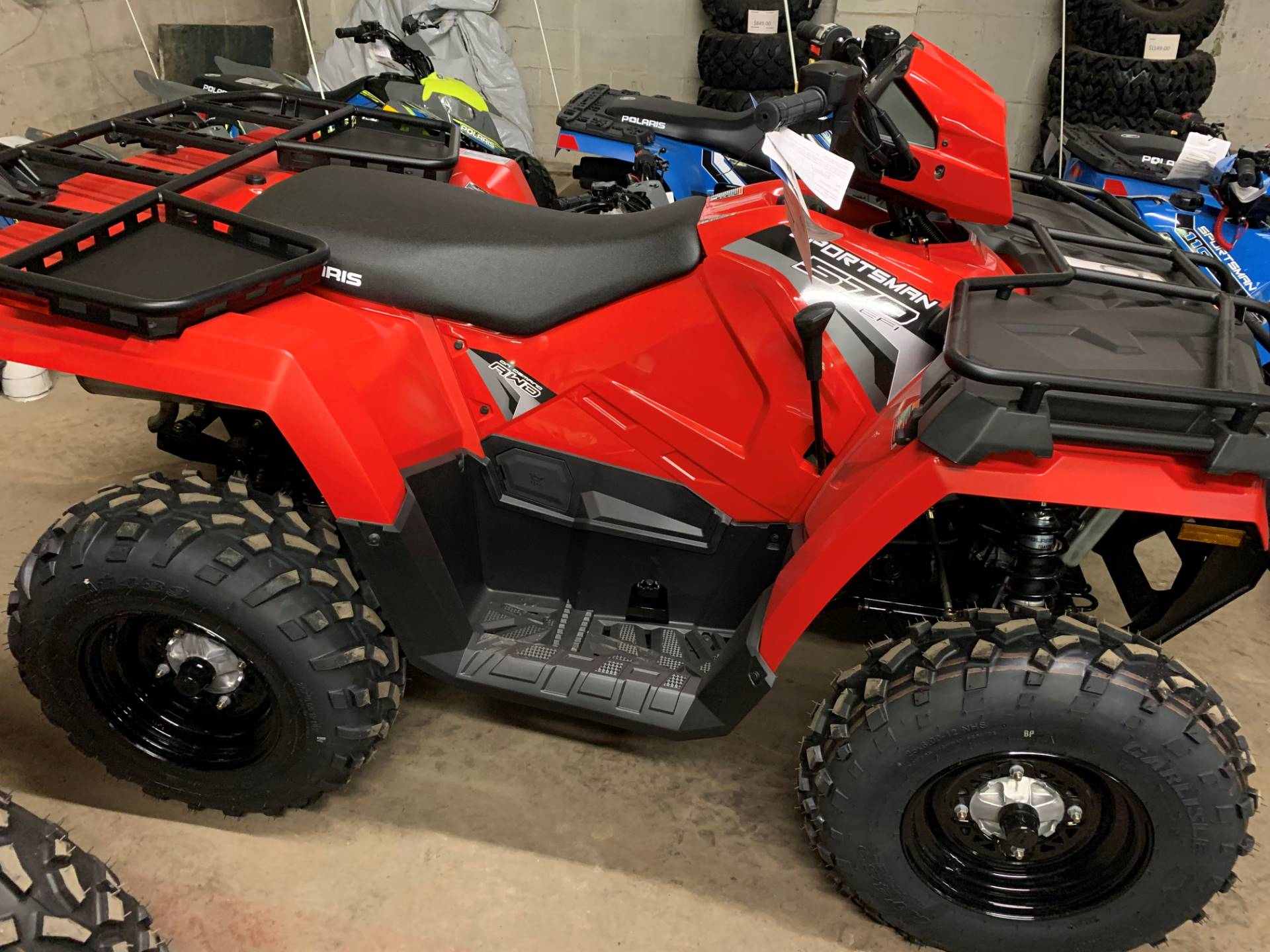 2020 Polaris Sportsman 570 Utility Package in Coraopolis, Pennsylvania - Photo 1