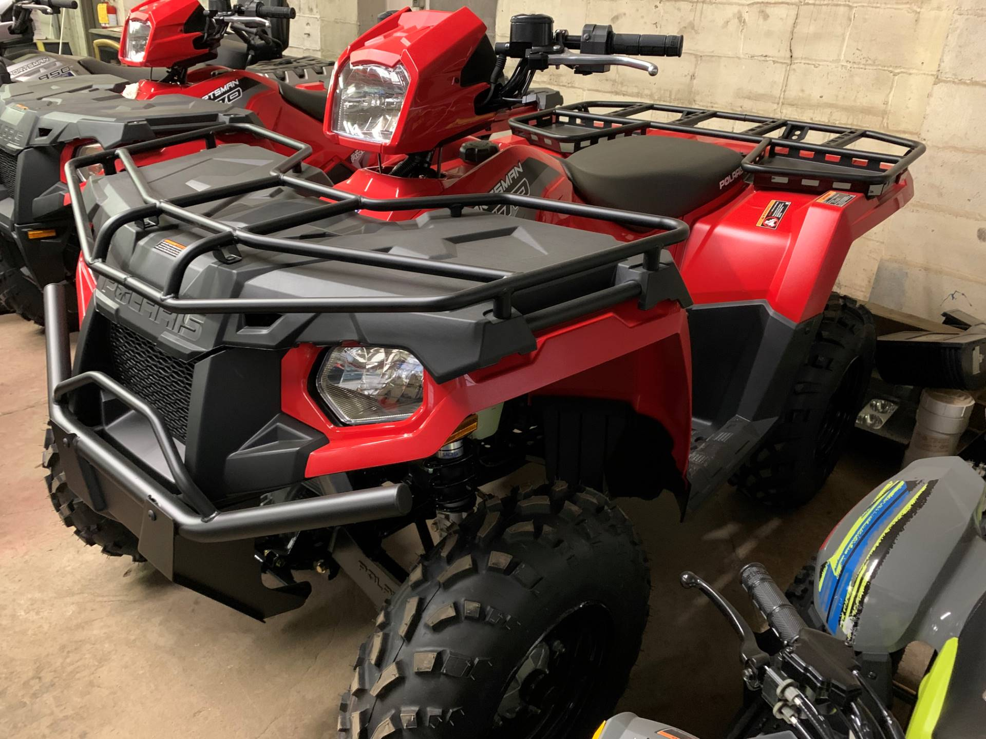 2020 Polaris Sportsman 570 Utility Package in Coraopolis, Pennsylvania - Photo 3