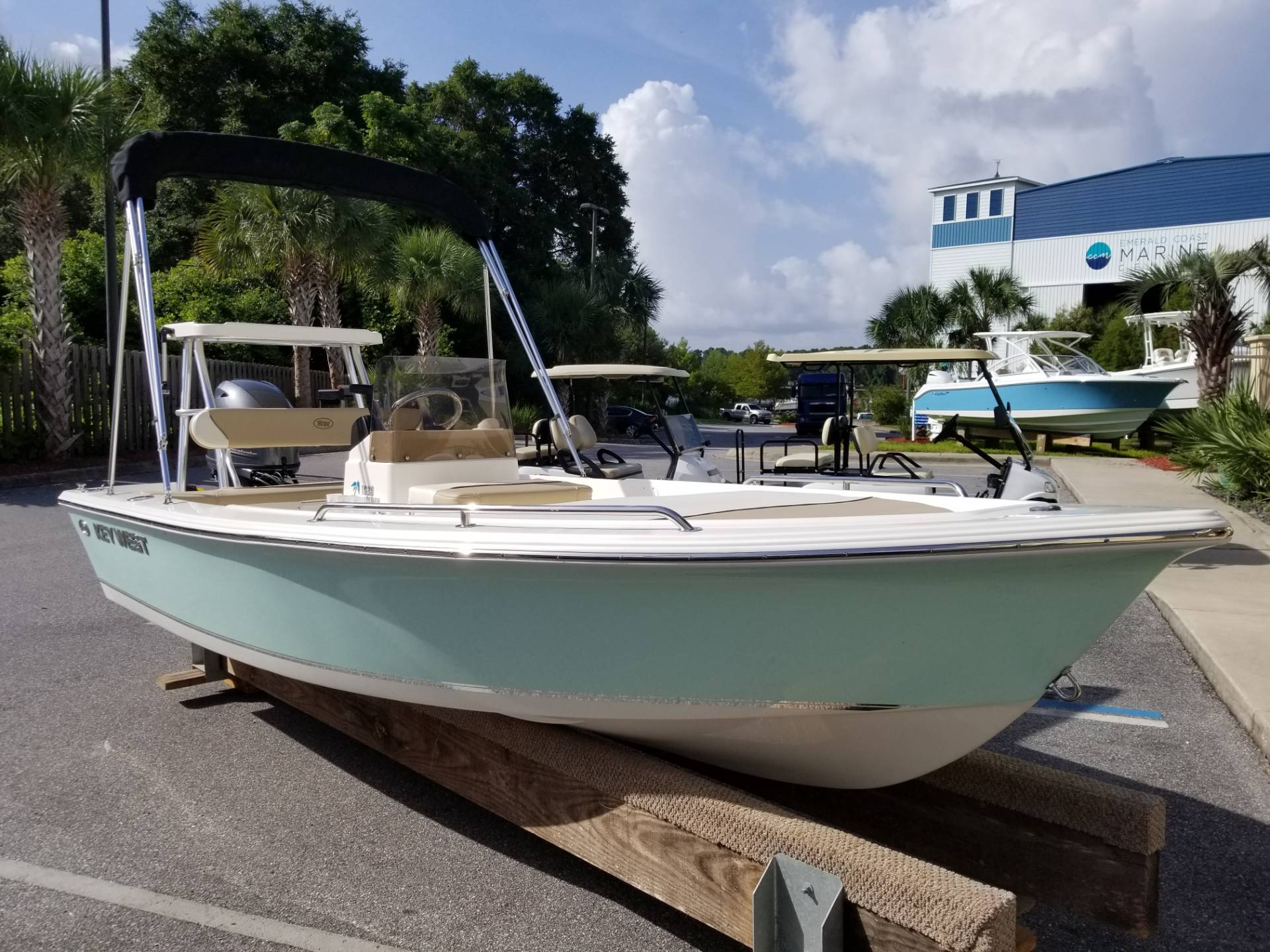 2018 Key West 1520CC in Niceville, Florida