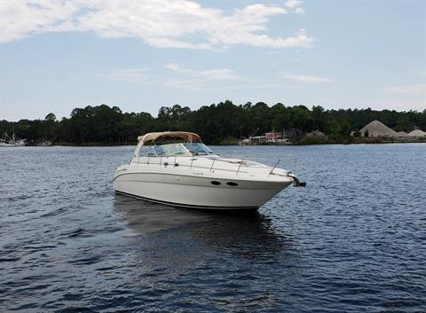 2001 Sea Ray 380 Sundancer in Niceville, Florida