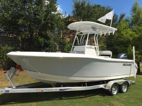 2017 Release Boats 208RX in Niceville, Florida