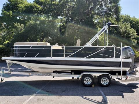 2018 Hurricane FunDeck 236WB OB in Niceville, Florida