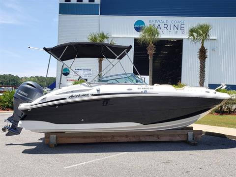 2018 Hurricane Sun Deck 2200 DC-OB in Niceville, Florida