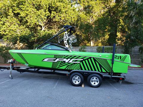 2016 Epic 23V in Niceville, Florida