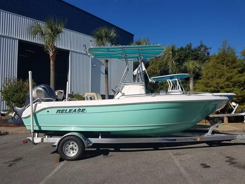 2017 Release Boats 196RX in Niceville, Florida