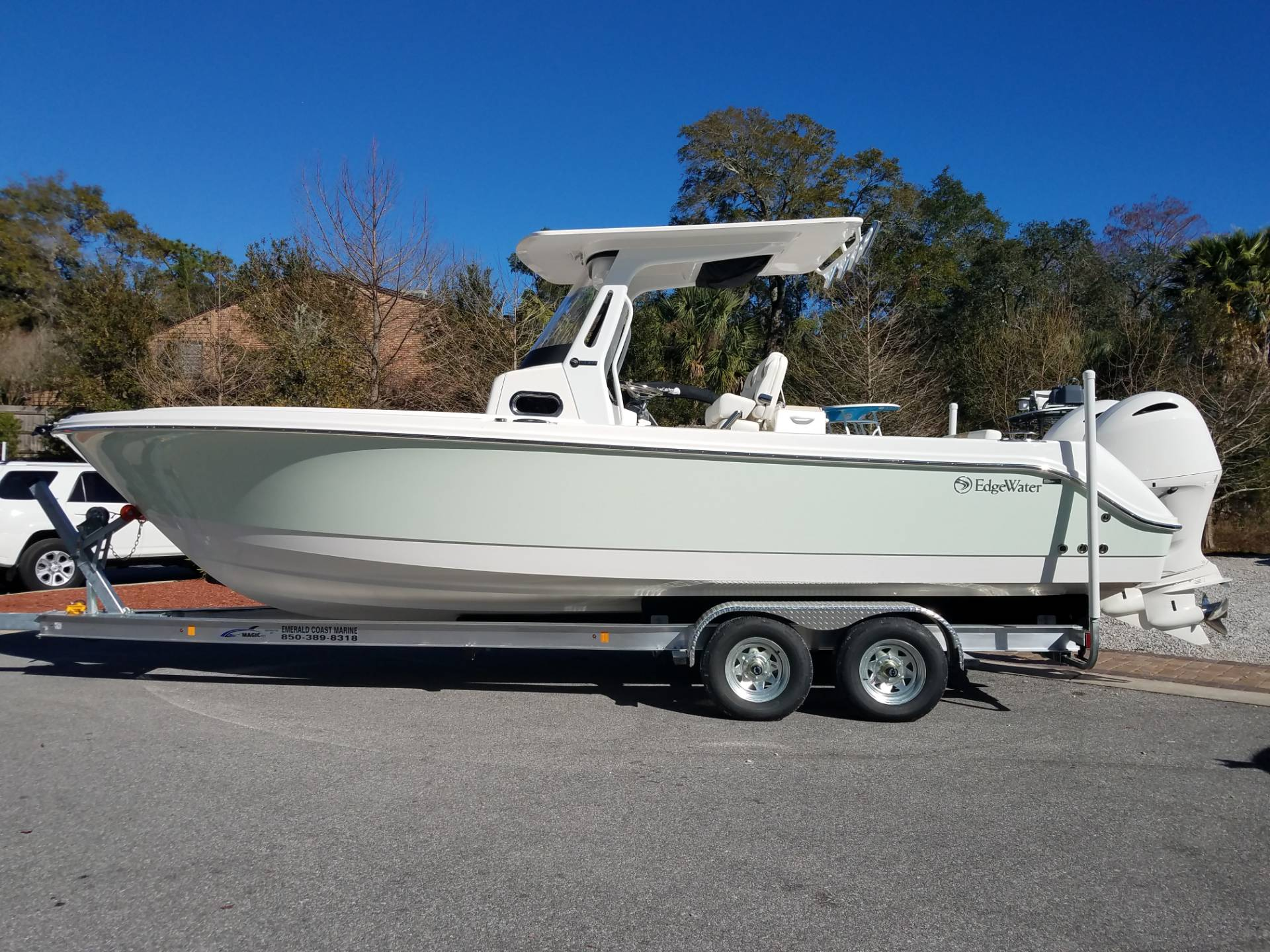2017 Edgewater 262 CC in Niceville, Florida