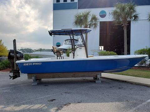 2019 Sea Pro 248 DLX in Niceville, Florida