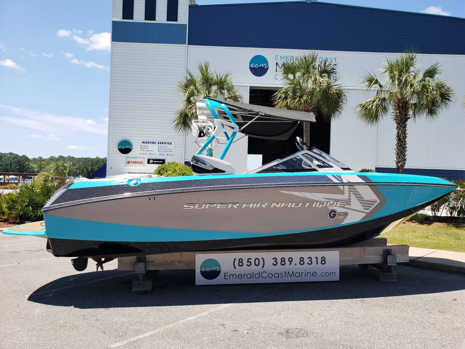 2014 Nautique Super Air Nautique G23 in Niceville, Florida
