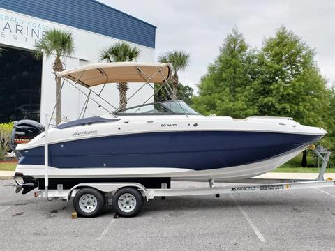 2019 Hurricane SunDeck 2400 OB in Niceville, Florida