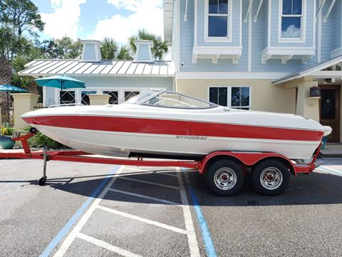 2008 Stingray 205 LX in Niceville, Florida