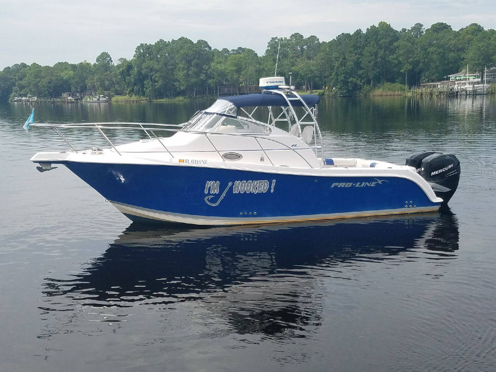 2006 Pro-Line 28 Express in Niceville, Florida
