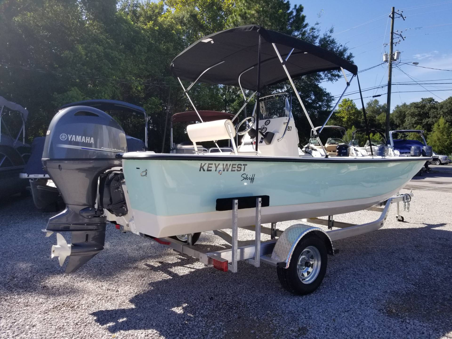2018 Key West 197 SKF in Niceville, Florida
