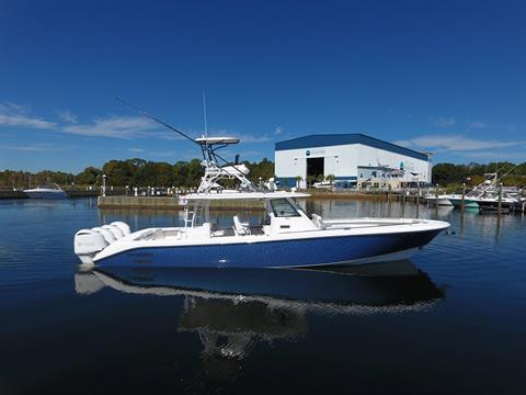 2016 Everglades 435 CC in Niceville, Florida