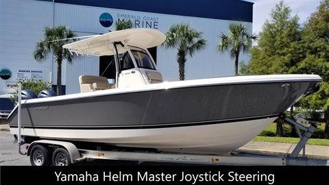 2015 Pursuit C 260 in Niceville, Florida