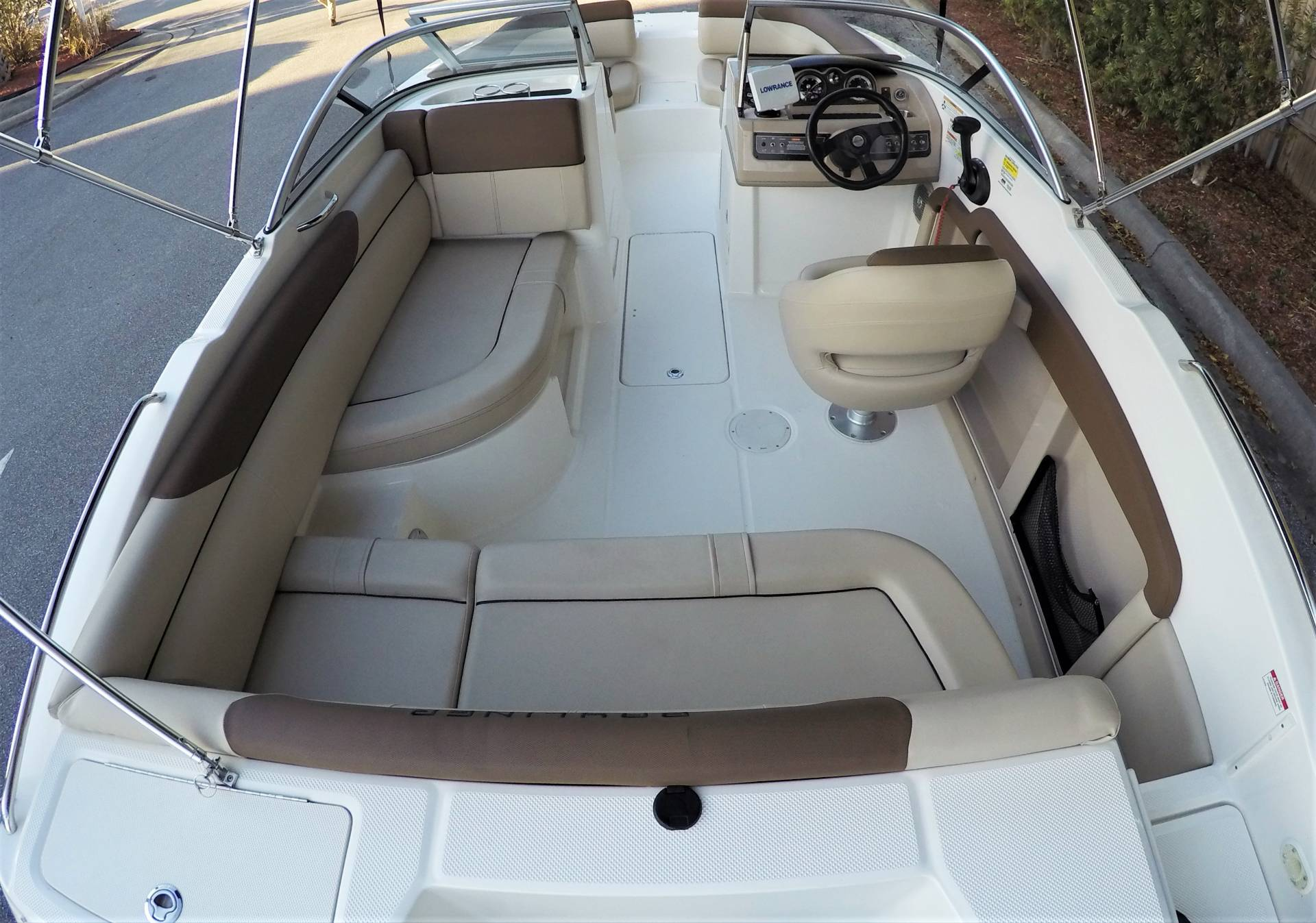 2015 Bayliner 190 DB in Niceville, Florida