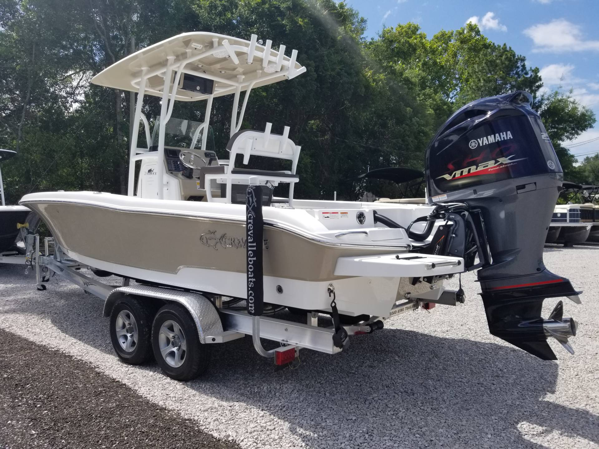 2017 Crevalle 24 Bay in Niceville, Florida