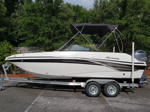 2019 Hurricane Sun Deck 217-OB in Niceville, Florida