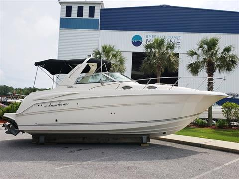 2005 Monterey 282 Cruiser in Niceville, Florida
