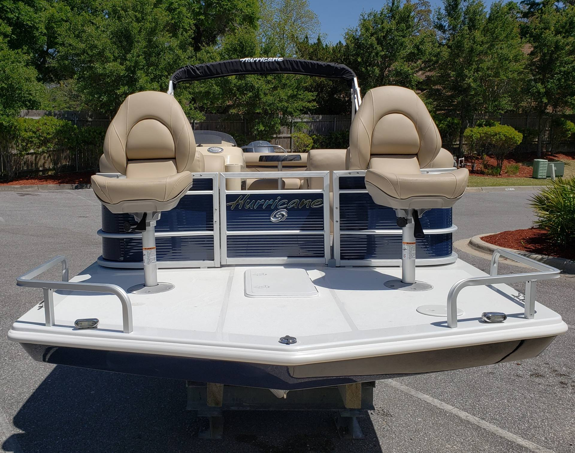 2018 Hurricane Fundeck 226F in Niceville, Florida