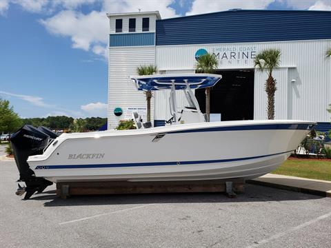 2018 Blackfin 242 CC in Niceville, Florida