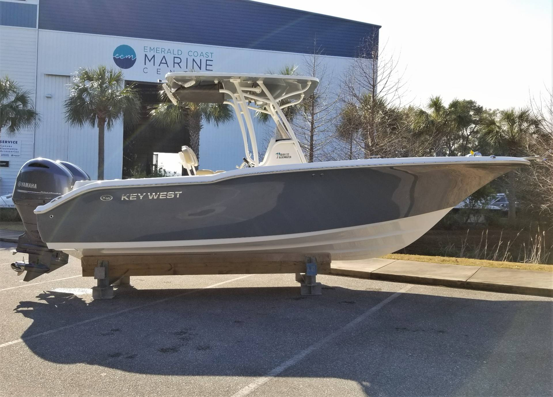 2018 Key West 244CC in Niceville, Florida