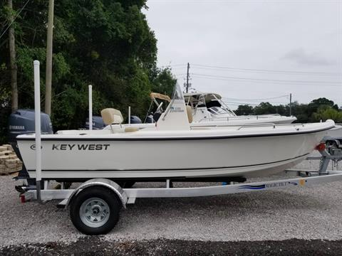 2017 Key West 1720CC in Niceville, Florida
