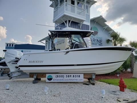 2019 Blackfin 272CC in Niceville, Florida