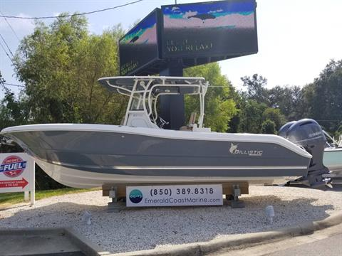 2018 Key West 261 CC Billistic in Niceville, Florida