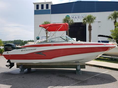 2019 Crownline E215 XS in Niceville, Florida