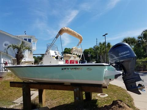 2017 Key West 210 BR in Niceville, Florida