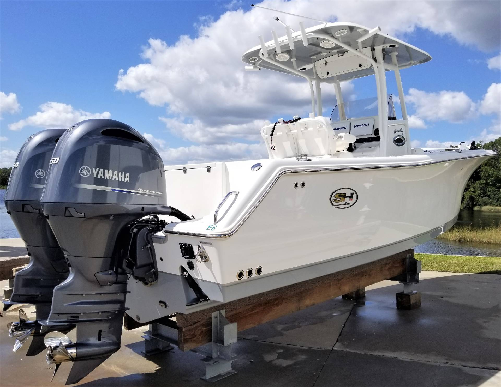 2016 Sea Hunt 27 Gamefish in Niceville, Florida