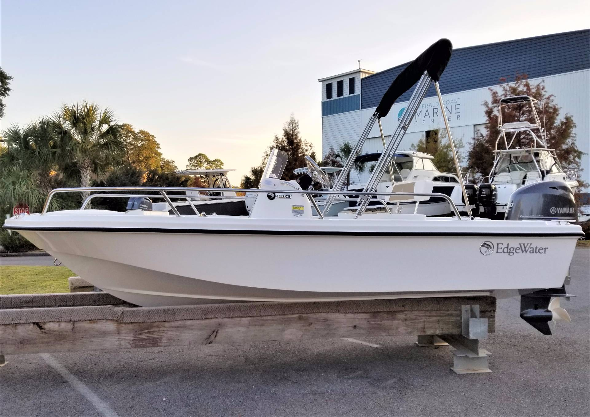 2018 Edgewater 158CS in Niceville, Florida