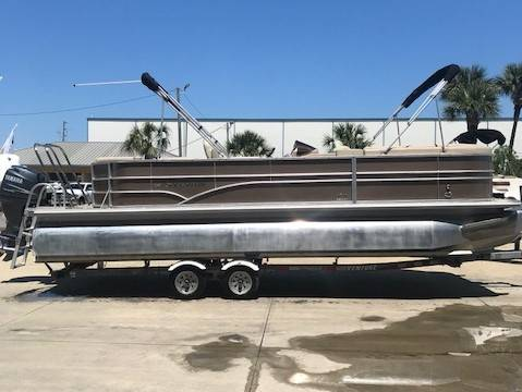 2012 Sylvan Mandalay 8523 Port in Niceville, Florida