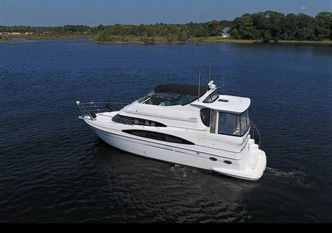 2004 Carver 466 Motor Yacht in Niceville, Florida