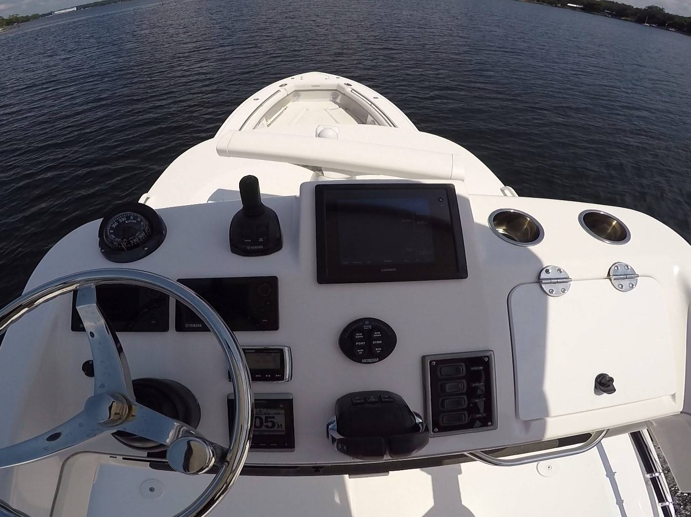 2015 Everglades 435 CC in Niceville, Florida