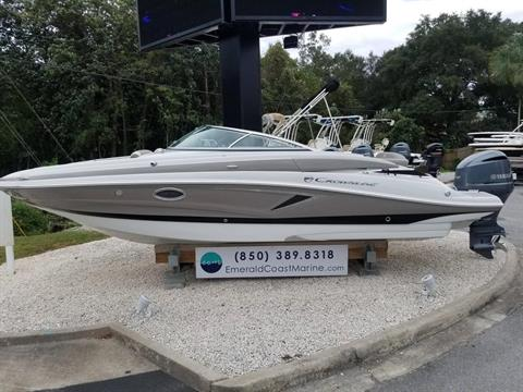 2019 Crownline E255 XS in Niceville, Florida