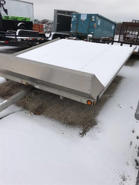 2005 Triton Trailers ALUMINUM TRAILER in Francis Creek, Wisconsin