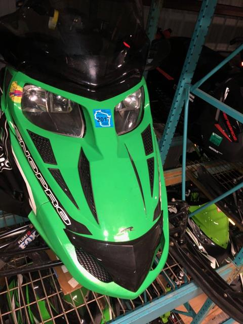 2011 Arctic Cat F800 in Francis Creek, Wisconsin