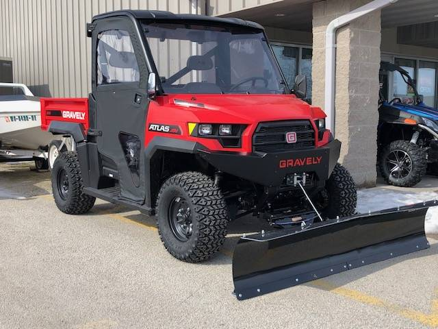 2019 Gravely USA Atlas JSV 3000 EFI Gas in Francis Creek, Wisconsin - Photo 1