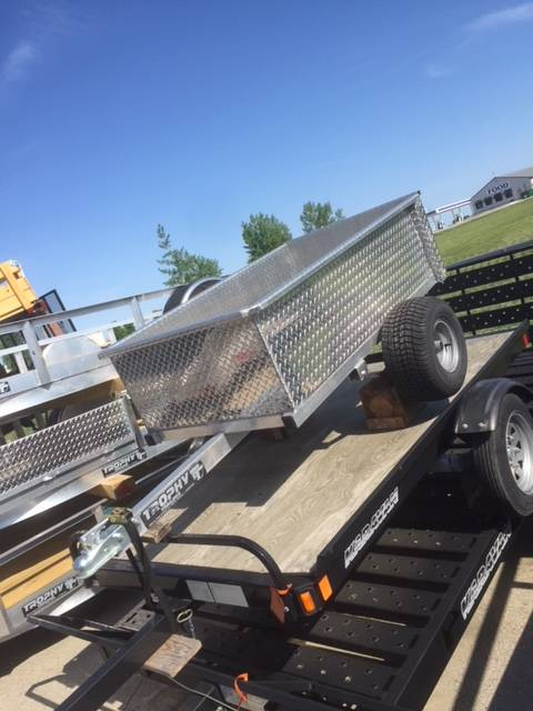 2016 Trophy Trailers YARD ATV in Francis Creek, Wisconsin