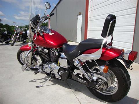 2006 Honda Shadow Aero®  (VT750) in Francis Creek, Wisconsin