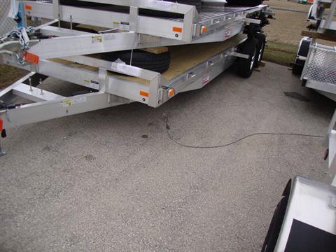 2017 American Hauler 8X20 Aluminum in Francis Creek, Wisconsin